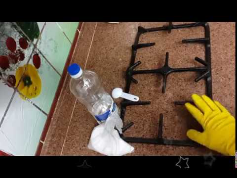 افضل طرق تنظيف دهون البوتجاز