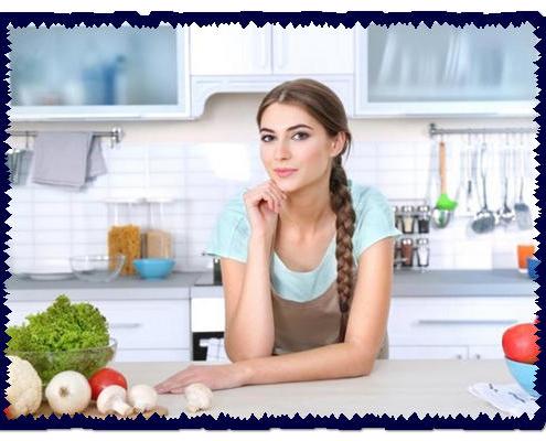 كيف تجعلي مطبخك يبدو أكبر