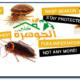 شركة مكافحة حشرات بالباحة