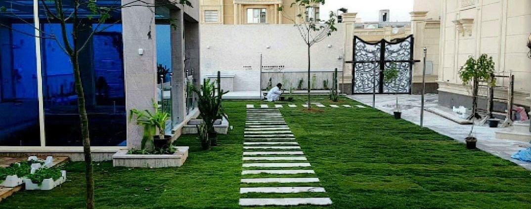 شركة تنسيق حدائق بالجبيل البلد