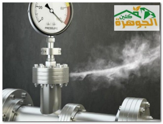 شركة كشف تسربات الغاز المركزي بالرياض