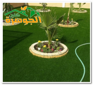 تصميم وتنسيق حدائق منازل بالطائف