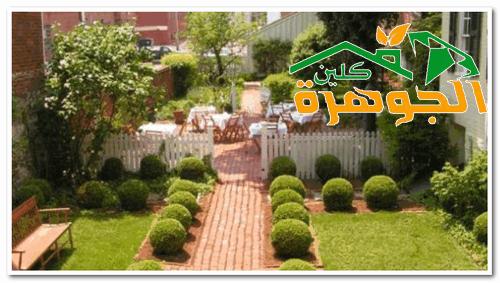 شركة تنسيق حدائق بجدة