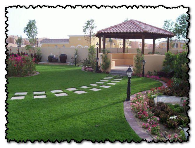 شركة تنسيق حدائق شمال الرياض
