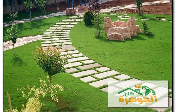 شركة تنسيق حدائق منزلية بخميس مشيط