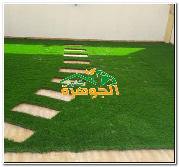تركيب عشب صناعي بالطائف1