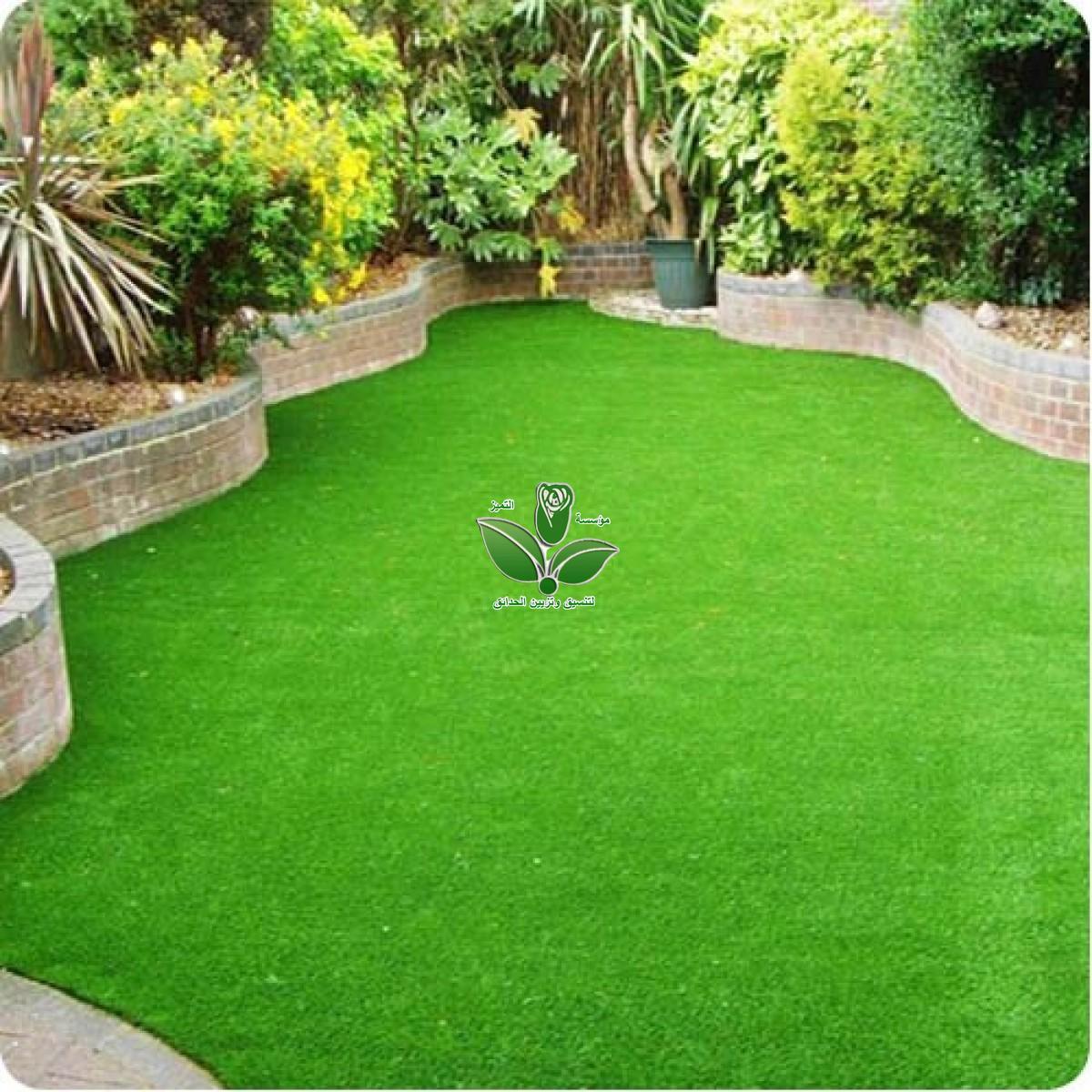 شركة تركيب عشب صناعى بالطائف 0544993695 شركة التميز