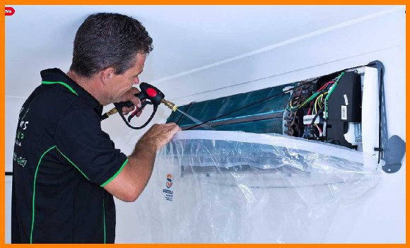 شركة تنظيف مكيفات بجازان للايجار 01025284450