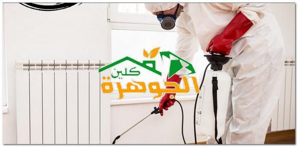 شركة رش مبيدات ابو عريش