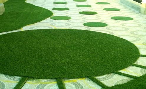 تركيب وتوريد عشب صناعي بالرياض