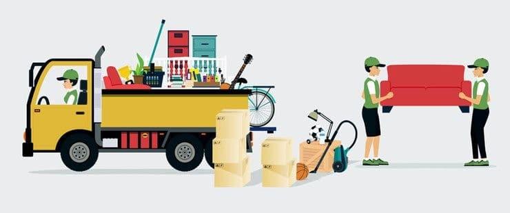 شركة نقل عفش من الرياض إلى قطر