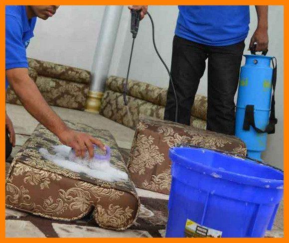 شركة تنظيف مفروشات ببيش للايجار 01025284450